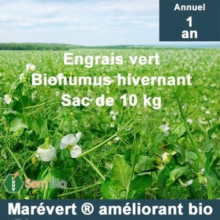 MARÉVERT® BIOHUMUS HIVERNANT