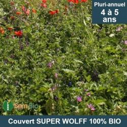 SUPER WOLFF - PLURI-ANNUEL - 100% BIO