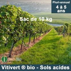 VITIVERT® Sols acides - 10kg