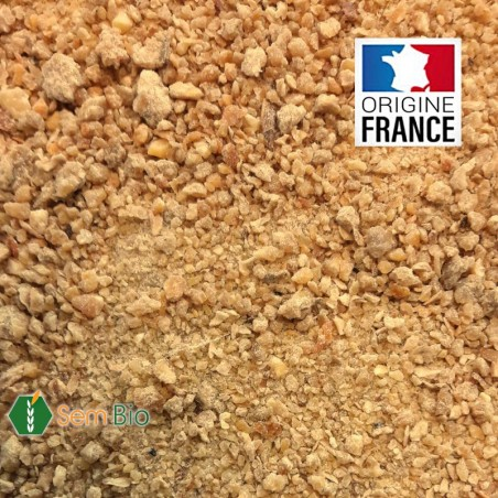 Tourteaux de SOJA PRESS BIO - Issu de grains produits en France