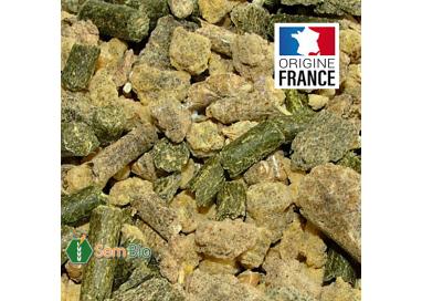 BIOMASH LAIT COMPLET 18 - Issu de grains produits en France