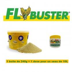 KIT FLYBUSTER 10 L - (Seau 10 L+ activateur)